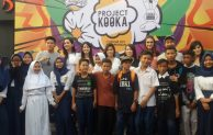 Project Kooka,Gaya Chick'N Roll Padukan Kegiatan CSR dan Marketing