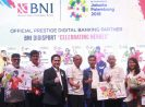 Road to Asian Games 2018, BNI Undang The Legend Heroes