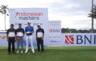 Ramaikan Turnamen Pro-Am Indonesian Masters 2017  Herry – Justin Rose Satu Grup