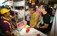 Jakarta Halal Food Festival 2016 diserbu Pengunjung