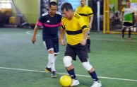 Sambut HUT ke 121, BRI Gelar Turnamen Futsal Antar Wartawan