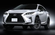 Gairahkan Pasar SUV, Lexus Luncurkan RX 200t F SPORT