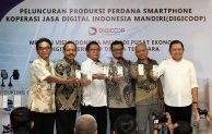 KDIM Luncurkan Smartphone Digicopp