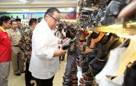 Kunjungan Awal Tahun, Menteri Puspayoga Tinjau PIK Pulogadung