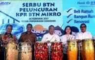 Sasar Masyarakat MBR dan Pekerja Informal, Bank BTN Luncurkan KPR BTN Mikro