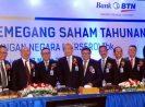 RUPS Tahun Buku 2016, Bank BTN Bagi Deviden Rp 523,7 Miliar