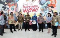 Dewi Motik dan Miing Jadi Duta Koperasi dan UKM 2017