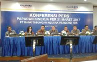 Kinerja Kuartal I 2017, Laba Bersih dan DPK Bank BTN Tumbuh diatas 20 Persen