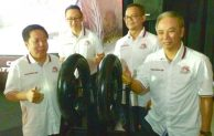 Jelajah Tangguh Sabang-Bandung Warnai Peluncuran Ban Corsa Terbaru