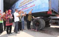 Menkop Lepas Ekspor Produk Furnitur Jateng ke Jepang dan Belanda