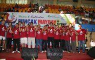 """Keharmonisan Buruh dan Manajemen dalam """"May Day is a Happy Day"""""""