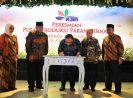Menteri Puspayoga Resmikan Pabrik Pakan Ternak Koperasi KAN Jabung