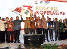 Menkop Puspayoga Apresiasi dan Siap Kawal Hasil Kongres Koperasi ke-3