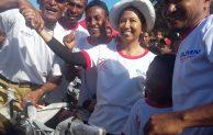 BUMN Salurkan Bantuan Hingga Pulau Liran,Kibarkan Merah Putih di Tapal Batas Negara