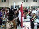 Gubernur TGH Zainul Majdi Lepas Kloter Pertama Jemaah Haji NTB