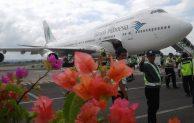 Sukses Terbangkan Pesawat Wide Body, Bandara Lombok Segera Berbenah