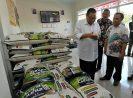 Menkop dan UKMGembira dengan Perkembangan BUMR Pangan di Sukabumi