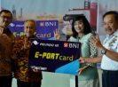 Bantu Bangun Integrated Payment System, BNI dan Pelindo III Terbitkan Kartu E-Port