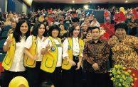 Lions Club Jakarta Monas Kalingga Dukung Pentas Seni Mahasiswa Berkebutuhan Khusus PNJ