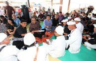 Menteri Puspayoga dan Tiga Koperasi Serahkan Bantuan ke Pengungsi Gunung Agung