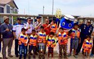 Kampanye Keselamatan Pelayaran, Kemenhub Luncurkan Maskot si Bombang