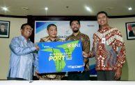 BNI & Pelindo IV Terbitkan Kartu e-Integrated Port, Digitalisasi Transaksi Sentuh Pelabuhan di KTI