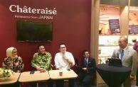 Chateraise dari Jepang Buka Toko Pertama di Jakarta