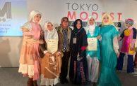 "UKM Indonesia Ikuti ""Modest Fashion dan Halal Expo"" di Jepang"