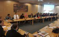 Panja RUU Koperasi Pelajari Koperasi di Prancis