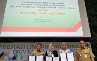 Dinas LH DKI Jakarta Gandeng BNI, Kembangkan Online Transaction Bank Sampah