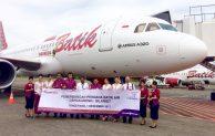 Batik Air Terbang Perdana rute Cengkareng – Silangit