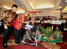 Menteri Puspayoga Salurkan Kredit Ultra Mikro Rp 117,1 M pada 4 Koperasi