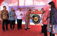 Terima Gedung PLUT, Banten Diharapkan Bantu Naikkelaskan KUMKM