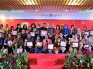 Menkop dan UKM Puspayoga Beri Penghargaan pada 21 UKM Inspiratif