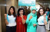 Rayakan Hari Ibu BNI Ajak Wanita Indonesia Cegah Kanker Serviks