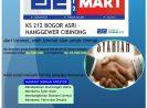 KS 212 Mart Bogor Asri, Buka Peluang Masuknya Investor Baru
