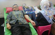 BRI Life Gelar CSR Donor Darah Rutin Tiga Bulanan dan Suntik Difteri Massal Gratis