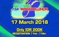 Alumni SMP Pangudi Luhur Gelar Fun Run dan Donasi Rambut Bagi Penderita Kanker