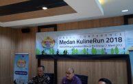 "Dukung Pengembangan Industri Pariwisata Sumut, PT Hotel Indonesia Natour (Persero) Gelar ""Medan KulineRUN"""