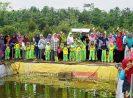 BUMDes Langgongsari Kab Banyumas, dari Lahan Angker Jadi Kawasan Agrowisata