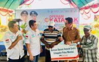 BNI Bantu Ratusan Warga Tak Mampu Operasi Katarak di Morotai