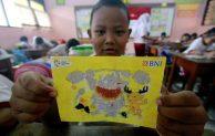 Kampanye Asian Games Sekaligus Literasi Keuangan, BNI Siapkan 15.000 Kartu Pos Bertema Tabungan Anak