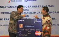 Tingkatkan Intermediasi dan Inklusi Keuangan, BRI Jalin Kerjasama dengan BPD Jateng