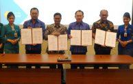 SINERGIKAN JARINGAN PENERBANGAN, GARUDA INDONESIA GROUP DAN SRIWIJAYA AIR GROUP LAKSANAKAN KERJASAMA CODESHARE