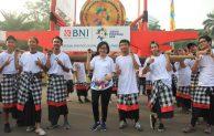 BNI Meriahkan Parade Asian Games 2018 dan Perayaan Hari Kebangkitan Nasional