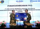 Bank BRI Beri Kemudahan Transaksi Perbankan di Lingkungan Kementerian ATR/ BPN
