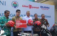 3.978 BUMDes Binaan BNI Dapat Layanan Lion Parcel
