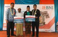 BNI Salurkan 6.000 Paket Sembako Murah untuk Keluarga PMI