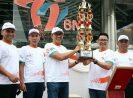 Jelang Asian Games, HUT ke-72 BNI Diwarnai Kompetisi Olahraga Rakyat