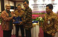 """PT Hotel Indonesia Natour dan Empat BUMN Karya Canangkan Pencanangan Revitalisasi Kawasan """"Grand Inna Bali Beach"""""""